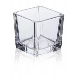 Świecznik tealight szklany...